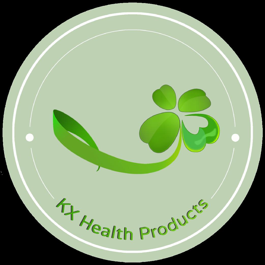 KX Health Products logo