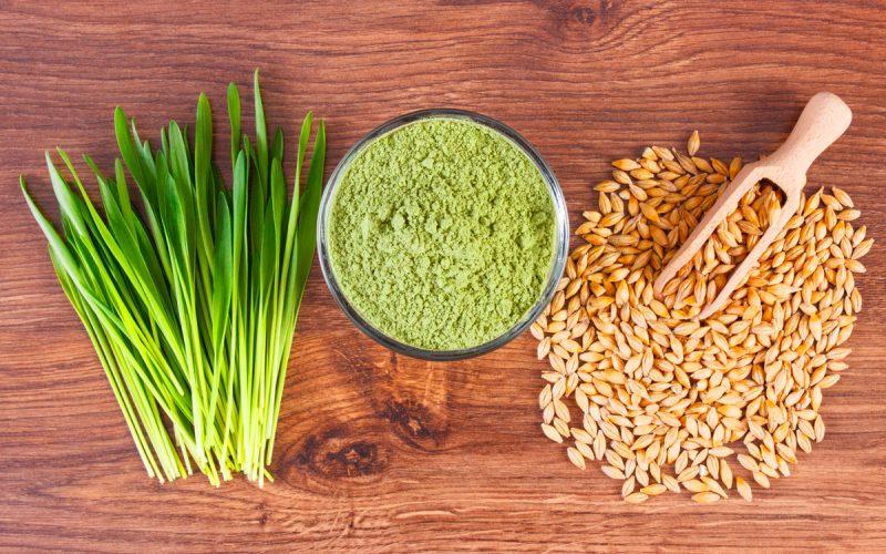 KXhealthproducts - grass powder - organic